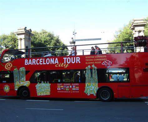 barcelona hop on hop off jm vacations 187 sightseeing tours hop on hop off