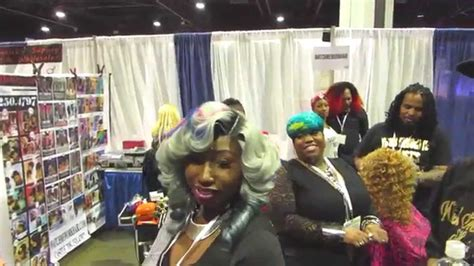 when are the hair shows in atl 2015 bronner bros hairshow atlanta feb 23 25th youtube