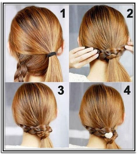 diy updo medium length hair easy diy updos for medium length hair you ll need these