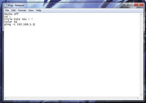 cara membuat web sederhana di notepad cara membuat software sederhana menggunakan notepad yahoo