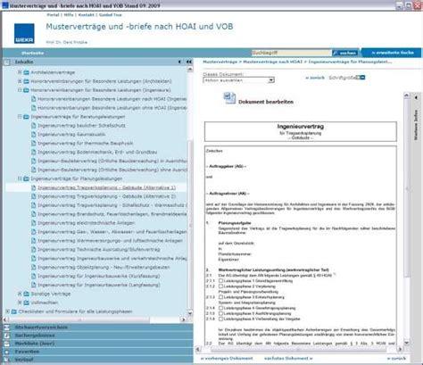 Angebot Nach Hoai Muster Mustervertr 228 Ge Und Briefe Nach Hoai 2013 Und Vob Cd Rom Medienservice Architektur Und Bauwesen