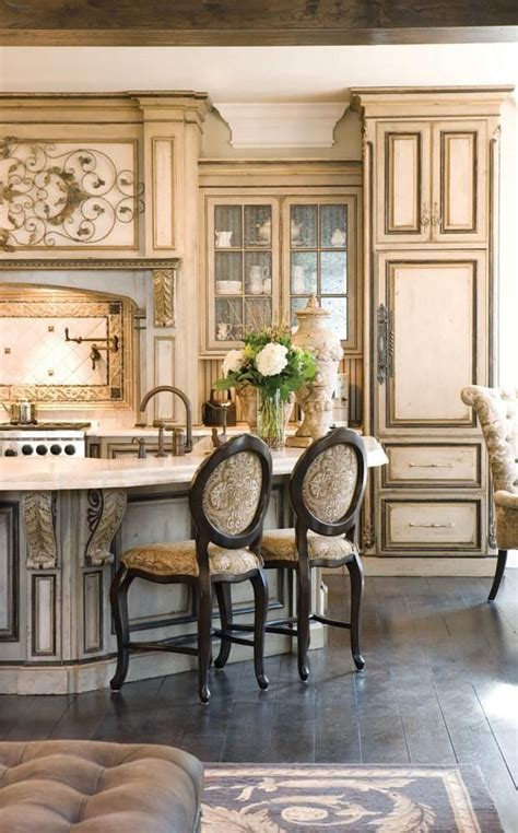 french style kitchen cabinets 31 french kitchen designs kitchen designs design