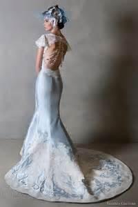 blue wedding dress eugenia couture 2014 wedding dresses wedding inspirasi