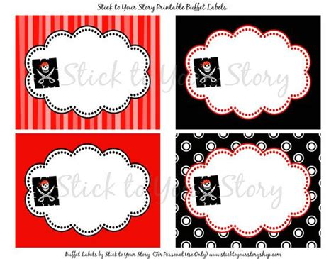 printable pirate labels 9 best images of pirate food labels free printable