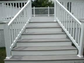 Patio Stairs Design David J Festa Carpentry Llc Deck Builder Deck Contractor