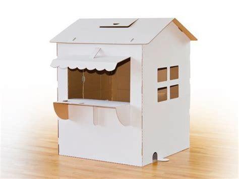 Kleines Häuschen Bauen by Die Besten 17 Ideen Zu Spielh 228 Uschen Aus Karton Auf