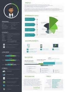 25 best ideas about infographic resume on cv