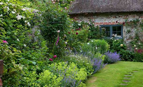 how to design a cottage garden how to create a cottage garden period living