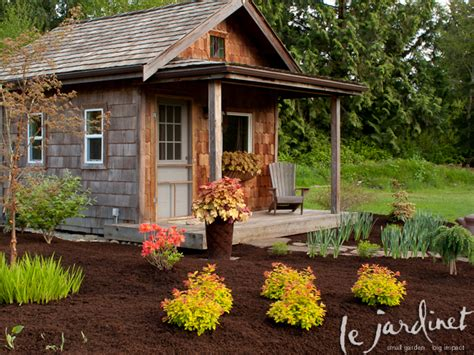 wood cabin garden ideas pdf plans