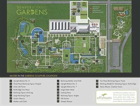 directions to the botanical gardens directions to denver botanic gardens denver botanic
