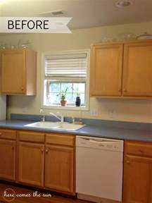 Kitchen Cabinet Contact Paper by Update Your Cabinets With Contact Paper