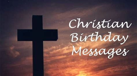 Religious Birthday Messages   Wishes Messages Sayings