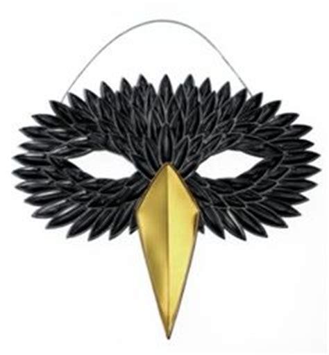 printable raven mask raven mask printable halloween mask crow mask kids