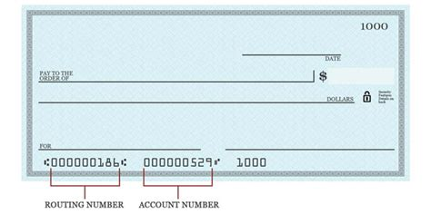How To Check Lookup How To Find Routing Number