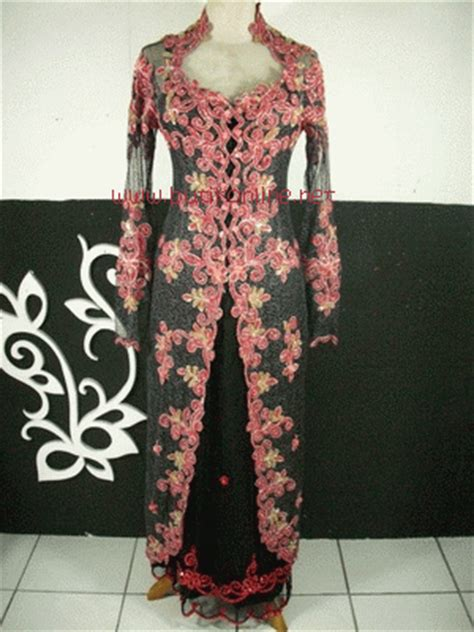 Clothing Busana R S T R model kebaya terkini