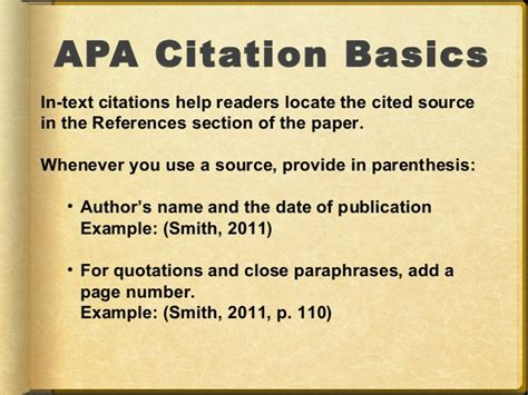 apa format for powerpoint apa powerpoint