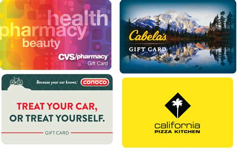 Gift Cards On Sale Discount - discounted gift cards sale free shipping 100 cvs gift card only 90 100 conoco