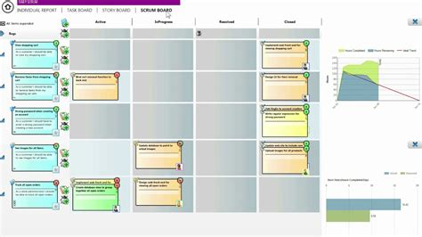 scrum task board template scrum board story pictures to pin on pinsdaddy