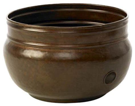 amazon com liberty garden products 1901 rustic garden hose pot rustic lawn and garden hand