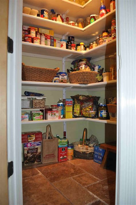 kitchen appealing pantry shelving with floating shelves