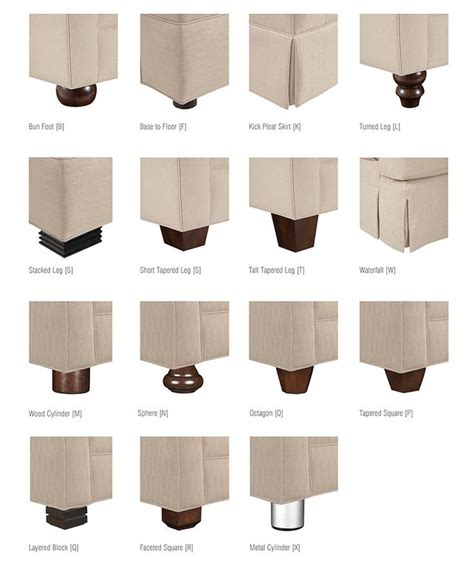 furniture types 1000 ideas about upholstery on pinterest diy ottoman