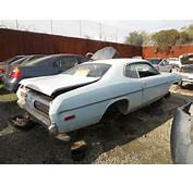 Junkyard Find 1972 Plymouth Duster  The Truth About Cars
