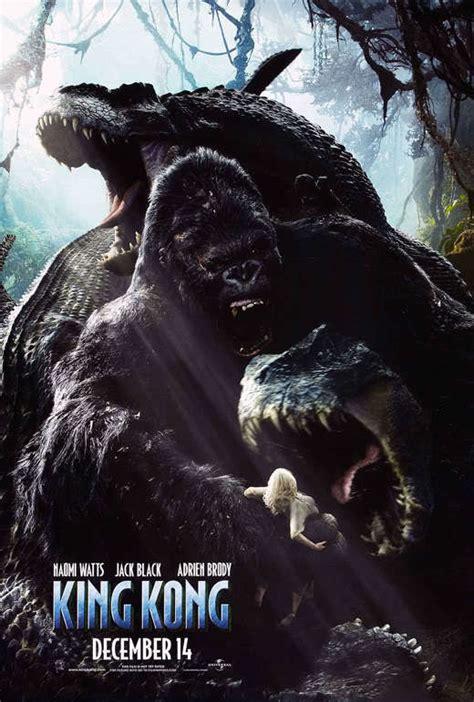 film king kong vs dinosaurus 8 crazy king kong posters ign