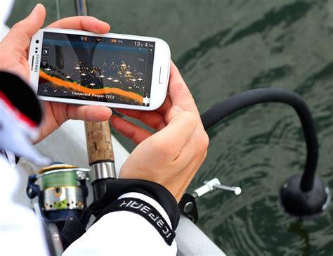 Smart Finder Smart Portable Fish Finder By Deeper 187 Gadget Flow