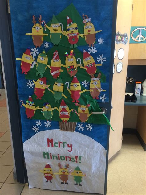 christmas doors in schools fall practicum report 5 on the last day of practicum oise student ambassadors