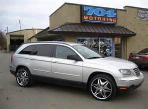 Chrysler Pacifica 2005 Recalls 2005 Chrysler Pacifica Vin 2c4gm68485r273746