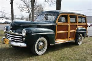 Ford Woody For Sale 1948 Ford Deluxe Woodie Wagon For Sale Flat V8 Runs