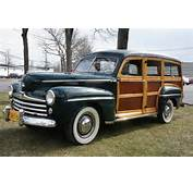 1948 Ford Super Deluxe Woodie Wagon For SaleFlat V8Runs