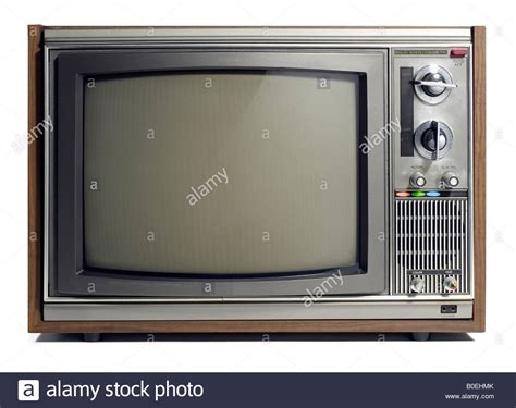 Tv Crt Television Crt Tv Stock Photo Royalty Free Image 17531603 Alamy