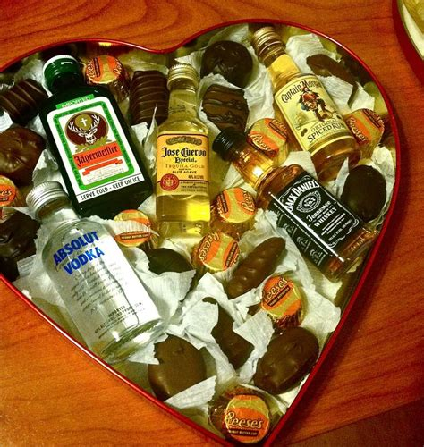liquor valentines gifts substitute the for difference types of sauce