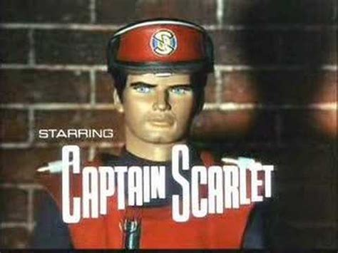 captain scarlet and the captain scarlet and the mysterons tv intro 1967 68 youtube
