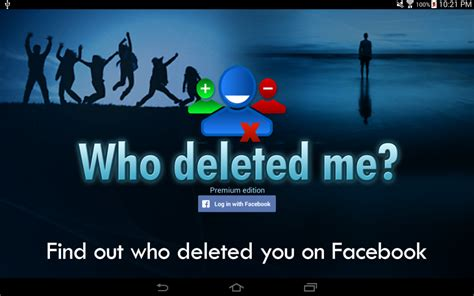 Android Who Deleted Me by Who Deleted Me On Apk For Android