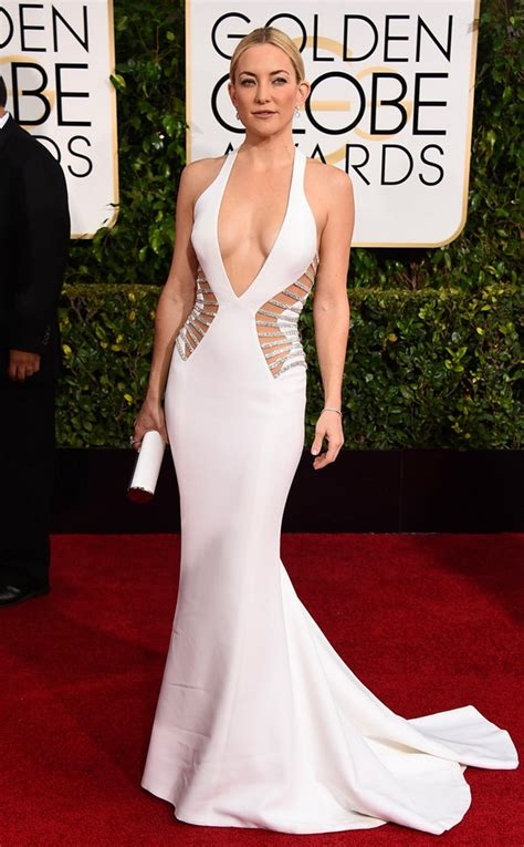 Wave Of White Gowns Hits Golden Globes by Best Dresses Of 2015 Golden Globe Awards