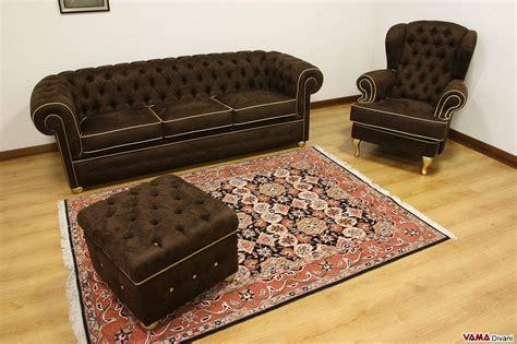 divano e poltrona poltrona bergere classica in pelle con lavorazione capitonn 232