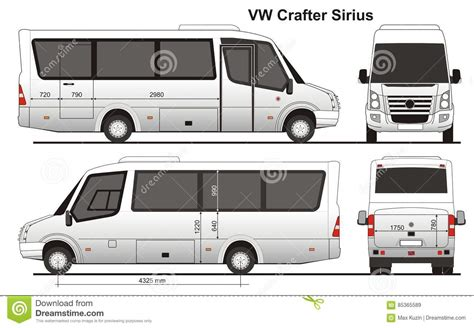 volkswagen crafter dimensions vw crafter sirius editorial stock image image of