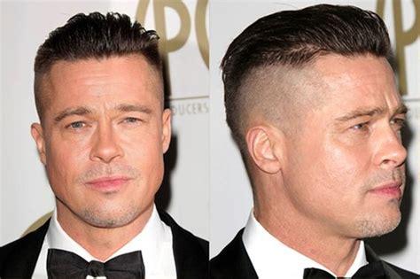 the chop how to get brad pitt s new hair cut the shorts brad pitt fury haircut youtube wroc awski informator