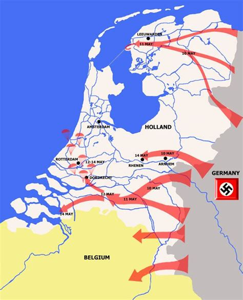 map netherlands during ww2 german of 1940 ww2 research z w brabant