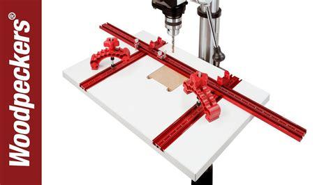 woodpecker drill press table maxresdefault jpg