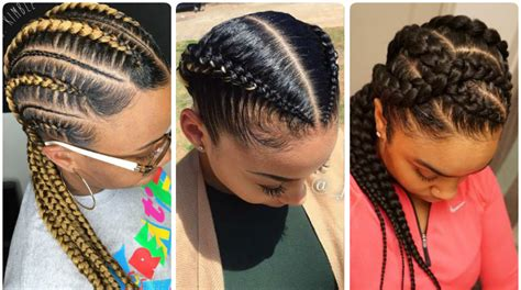 pushback braids plainting styles these amazing cornrow styles are all the hair inspiration