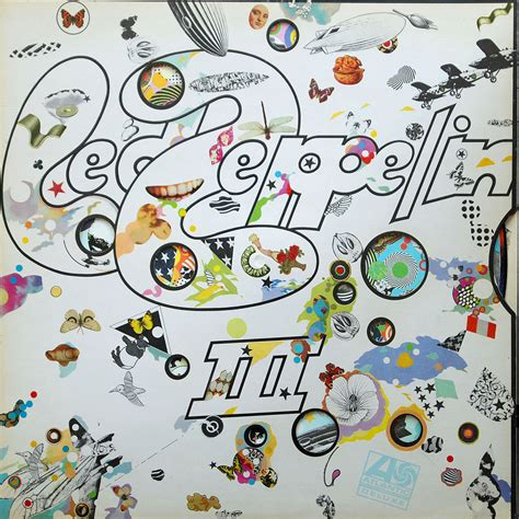 2401002 led zeppelin iii record collector