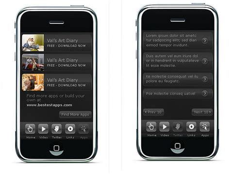 iphone layout design iphone application layout design flickr