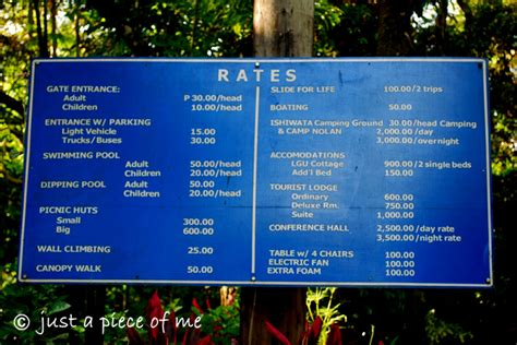 Resort Room Rates by Mambukal Resort In Murcia Just A Of Me
