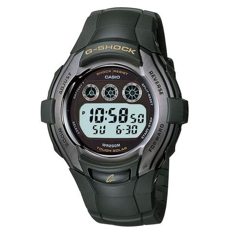 G Shock Time Grey Black casio mens g shock digital sport w grey