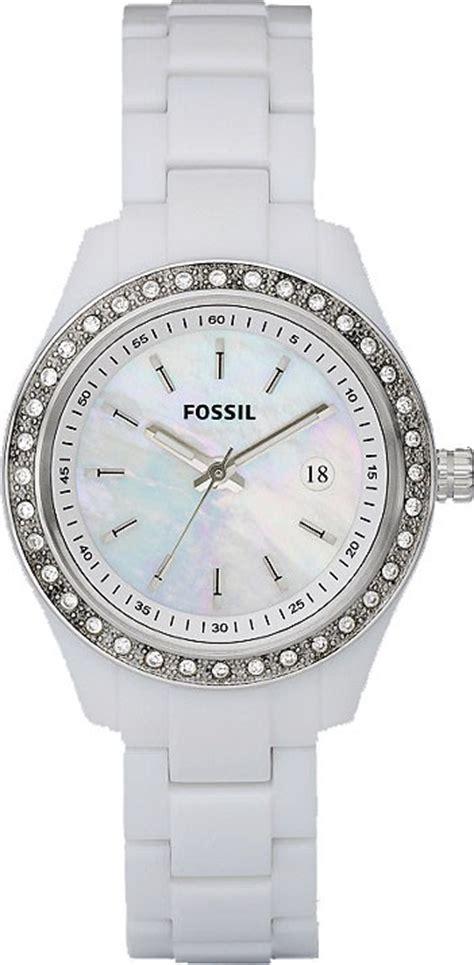 s white fossil stella glitz es2437