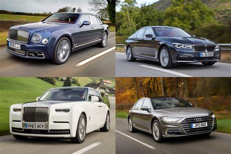 luxury cars  auto express