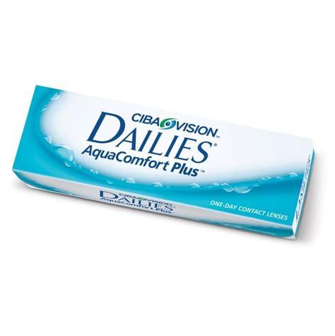 Aqua Comfort Plus by Jezcentre Dailies Aquacomfort Plus 30 Pack